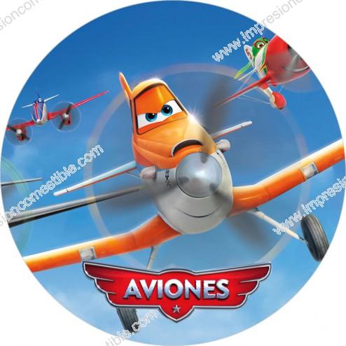 Oblea de Aviones