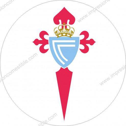 Oblea Escudo Celta de Vigo