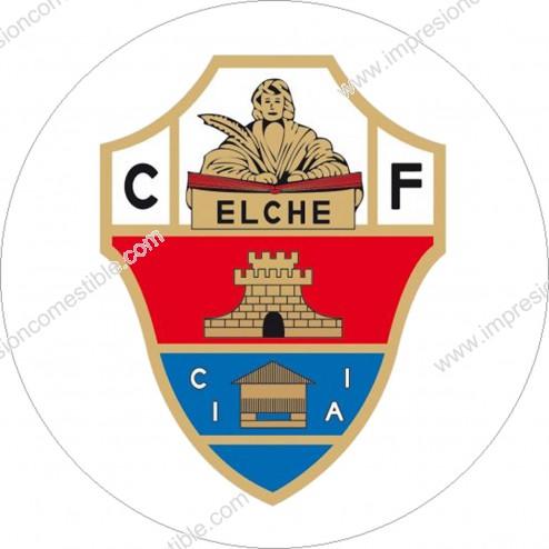 Oblea Escudo Elche CF