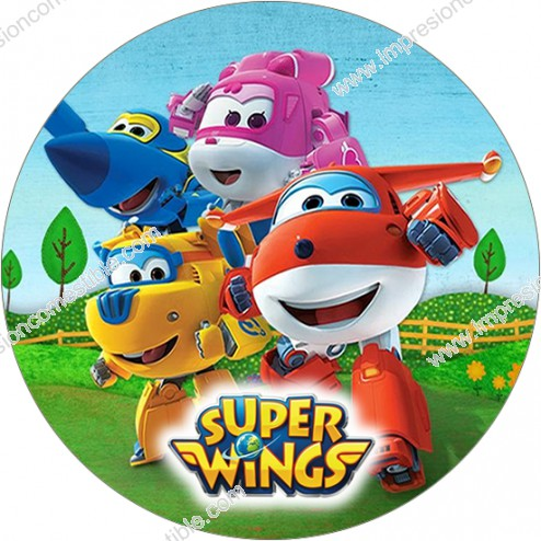 Oblea de Super Wings