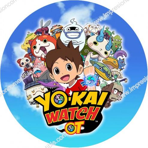 Oblea Yo-Kai Watch