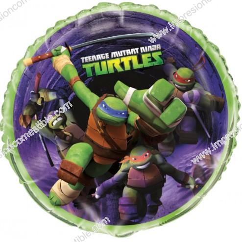 Oblea Tortugas Ninja