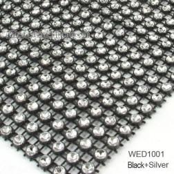 Cinta de Diamantes Negra