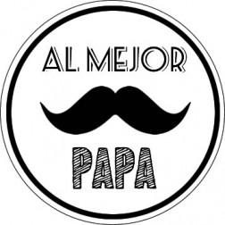 Oblea Galletas Al Mejor Papa