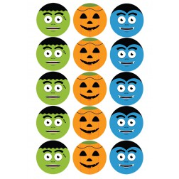 Oblea Galletas Halloween nº4