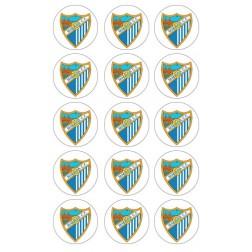Oblea de Galletas Malaga
