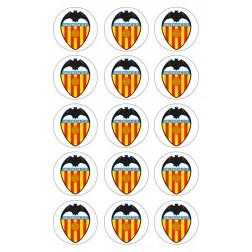 Oblea de Galletas Valencia CF