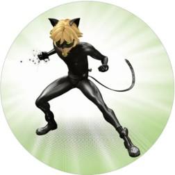 Oblea de Cat Noir