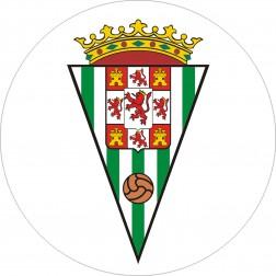 Oblea Escudo Cordoba CF