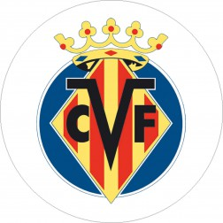 Oblea Escudo Villareal CF
