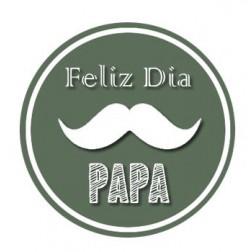 Oblea Galletas Feliz Dia Papa