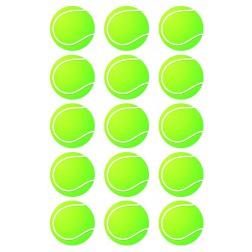 Oblea para Galletas de Pelota de Tenis