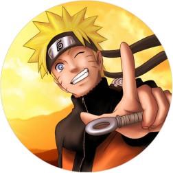 Oblea de Naruto