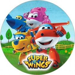 Oblea de Super Wings