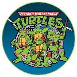 Oblea Tortugas Ninja clasica