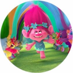 Oblea de Trolls Poppy