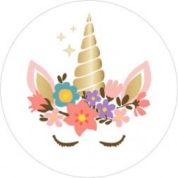 Oblea Unicornio