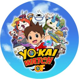 Oblea Yo-Kai Watch