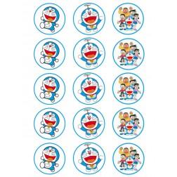 Oblea Galletas Doraemon