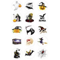 Oblea Galletas Halloween nº2
