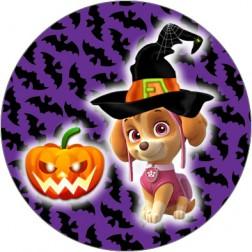 Oblea Galletas Patrulla Canina Halloween