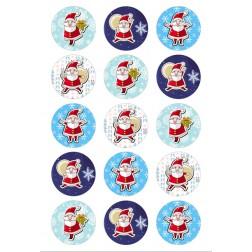 Oblea Galletas Navidad nº2