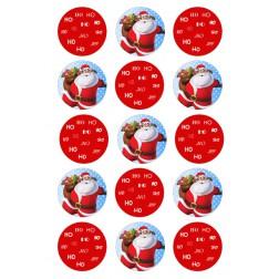 Oblea Galletas Navidad nº4